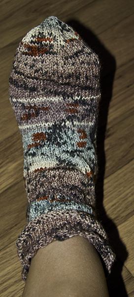 top o' the sock to ya