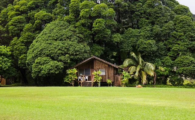 Kahili Mountain Park on Kauai