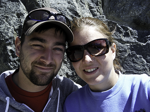 May 28, '09 at Yellowstone Nat. Park