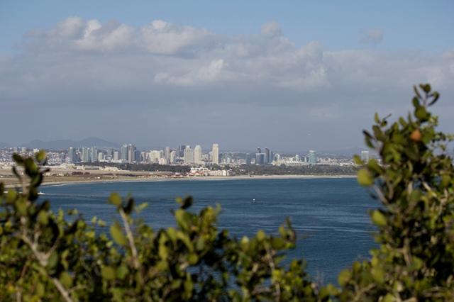 a peek at San Diego