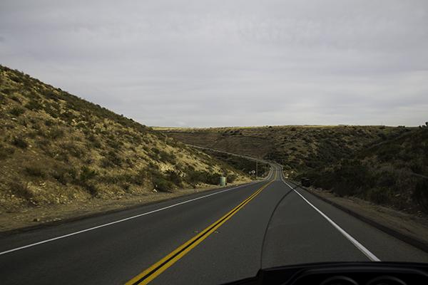 rolling hills near Mesa Preserve