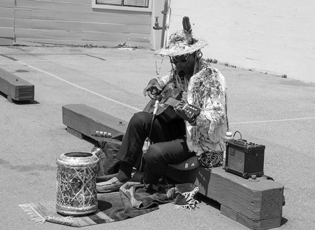 San Francisco musician