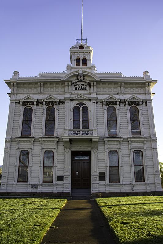 Court House in Bridgeport