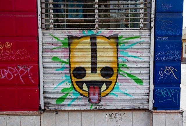 face paint in Tijuana