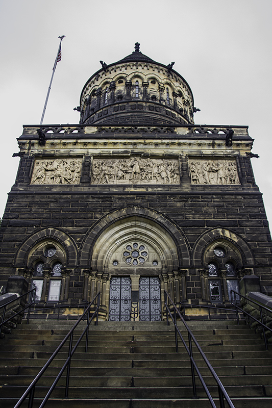 Garfield Monument