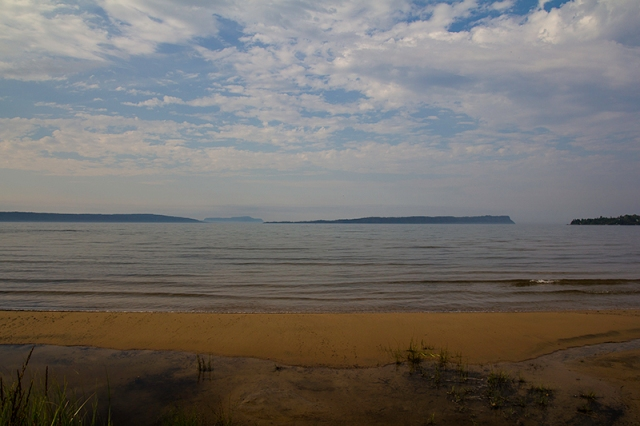 near Enterprise Bay
