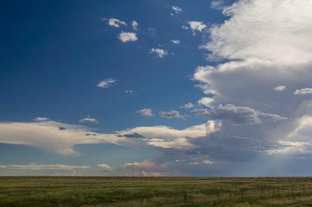 Colorado sky