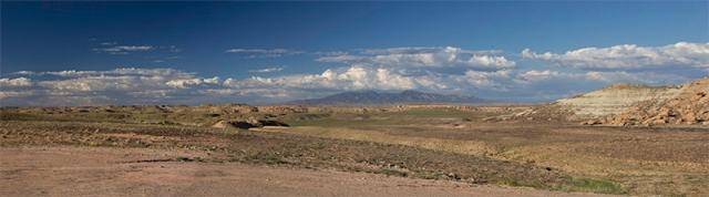 panorama at Four Corners