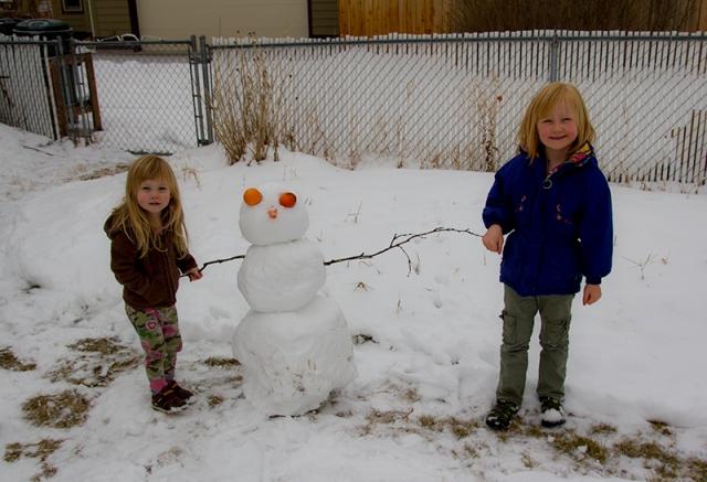 Lyra, Snow Woman, Sammi