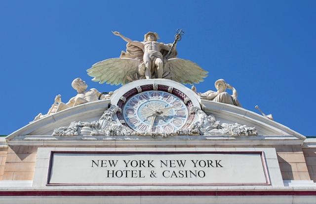 New York New York Clock