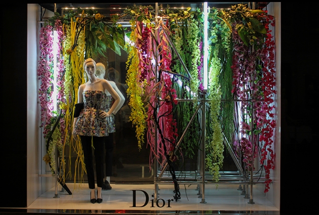 Dior should get into gardening