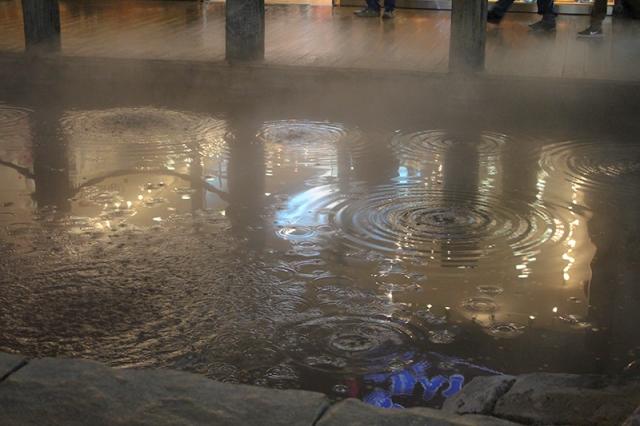 Harbor Rainstorm at Miracle Mile Mall