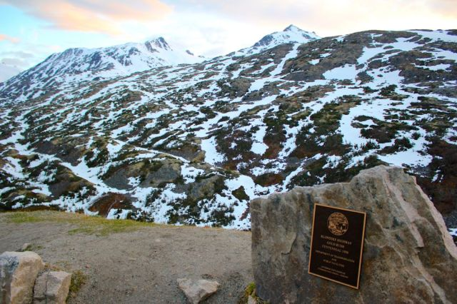 Klondike Hwy Gold Rush Centennial 1998