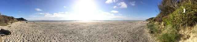 Carl Washburne beach, Oregon