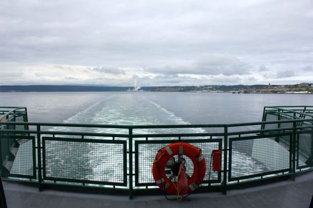 leaving Port Angeles