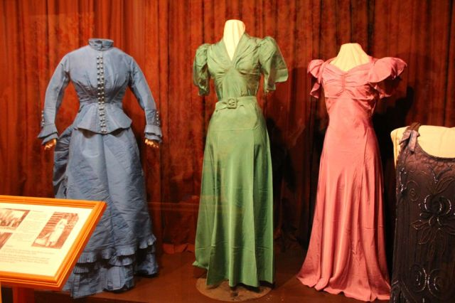 dresses in Barkerville