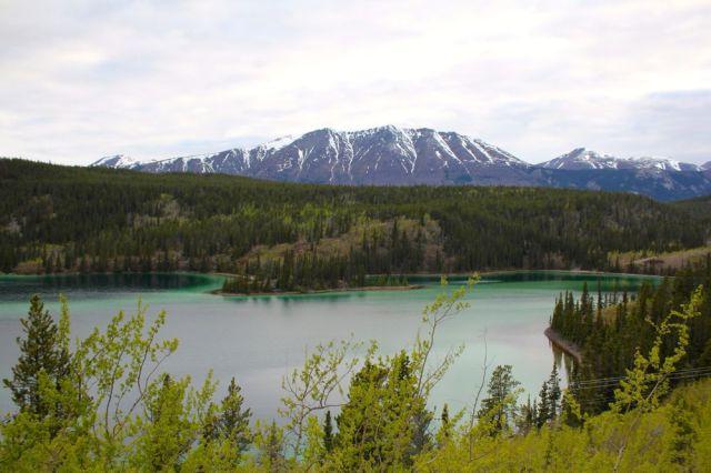 Shallow Lake, Yukon