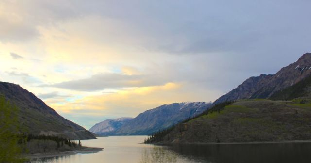 Bernard Lake, Yukon