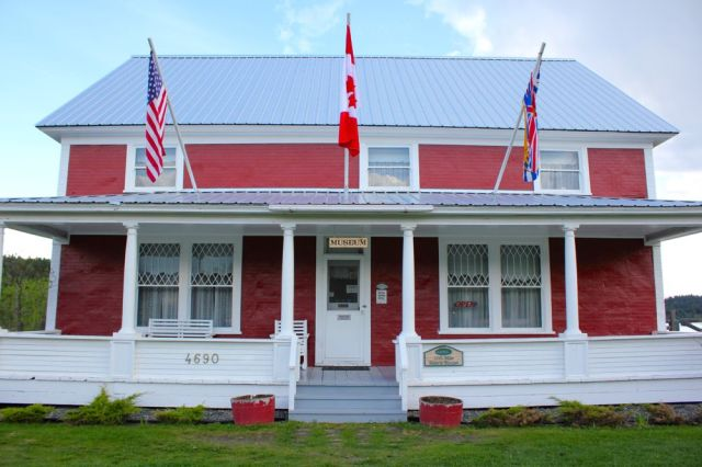 108 Mile House Heritage Museum