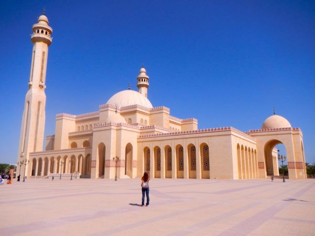 Ahmed Al Fateh Islamic Center - Grand Mosque
