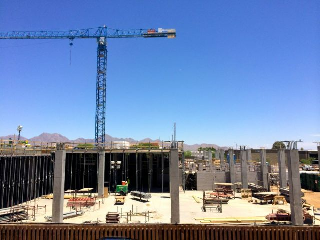 construction in Scottsdale
