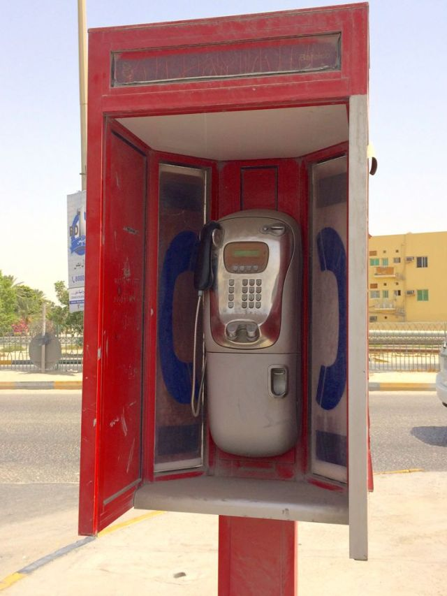 the phone that didn't ring