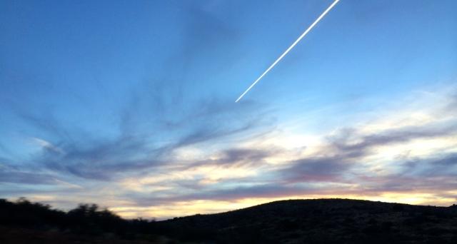 sunset 7:37