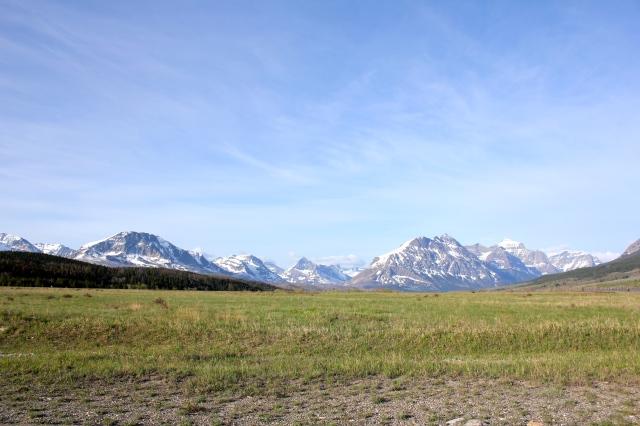 Greetings, Glacier National Park!