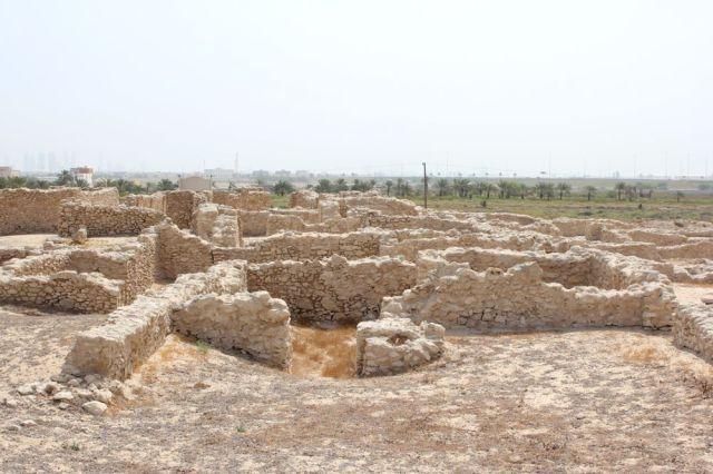 an archeological site