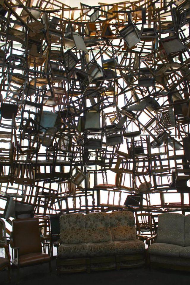 the chair exhibit