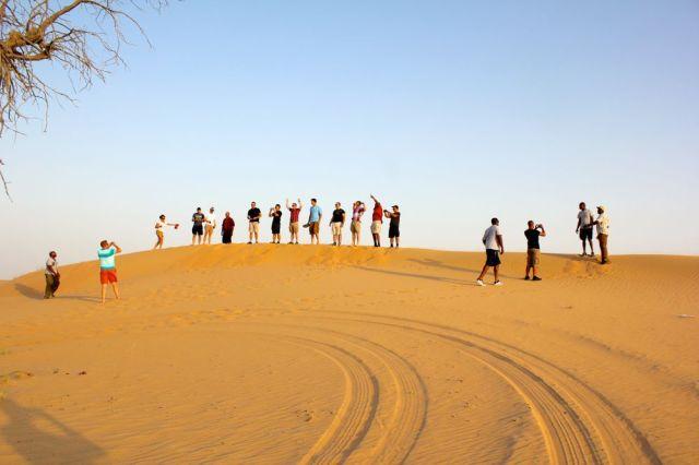our safari group