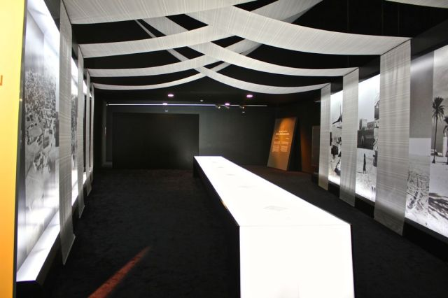 Qasr Al Hosn timeline room