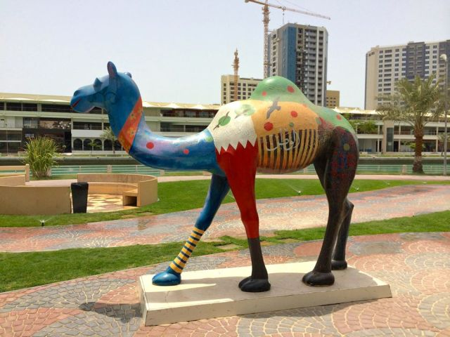 "one of ""The Camels of Unity"""