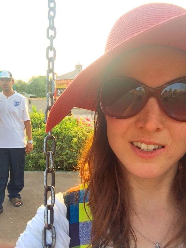 swing selfie