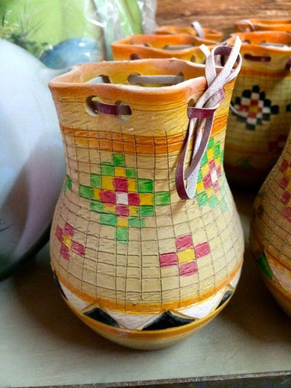 my favorite piece in Delmon Pottery