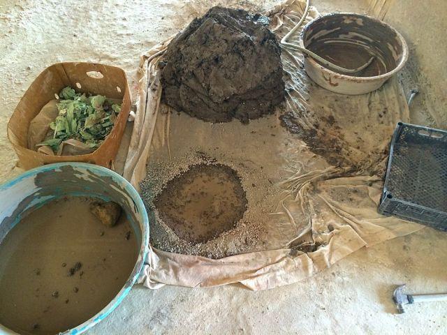 clay making materials