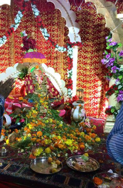 Ganesh at temple