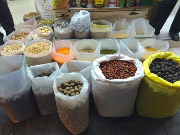 spice selection in souq