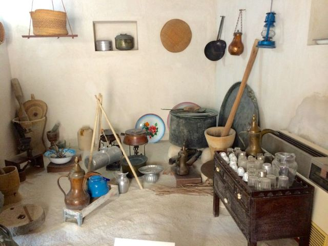 the kitchen, Al Jasra House
