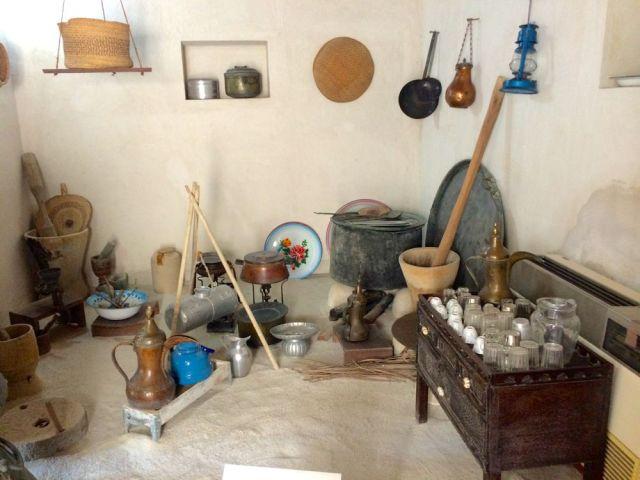 the kitchen, Al Jasra House