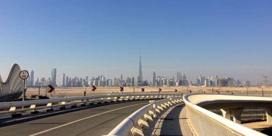 Dubai from
