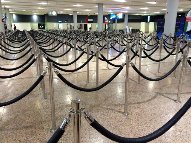 the fast lane through Dubai International Airport