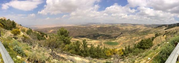 valley of Mount Nebo