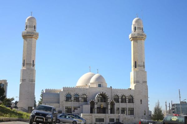 Abu Eisha Mosque
