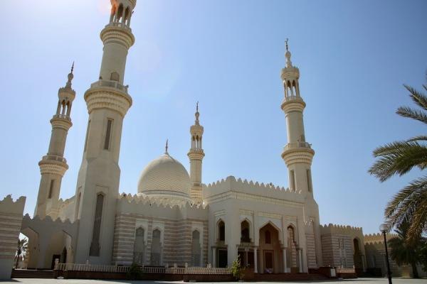 Sheikh Zayed Ajman Mosque