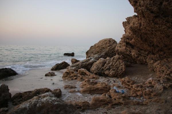 rocky waters, UAQ