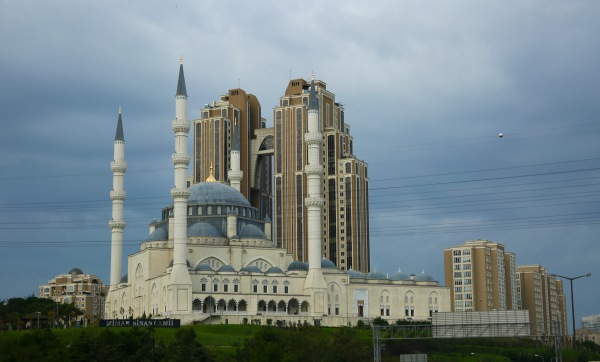 Architect Sinan Mosque
