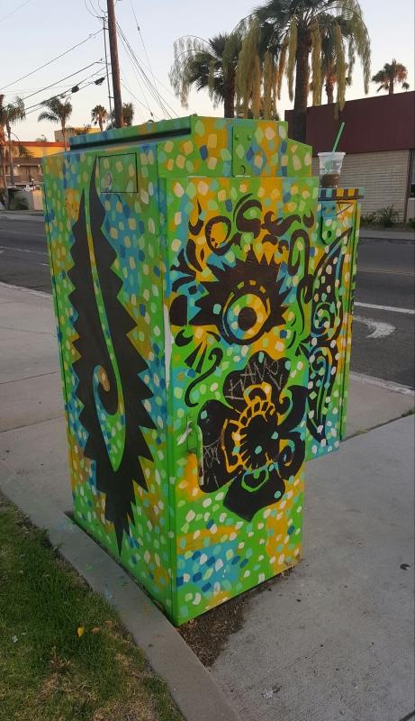 art in San Diego