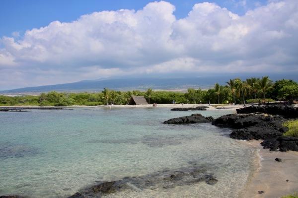 Hālau wa'a at Ai'ōpio Fishtrap