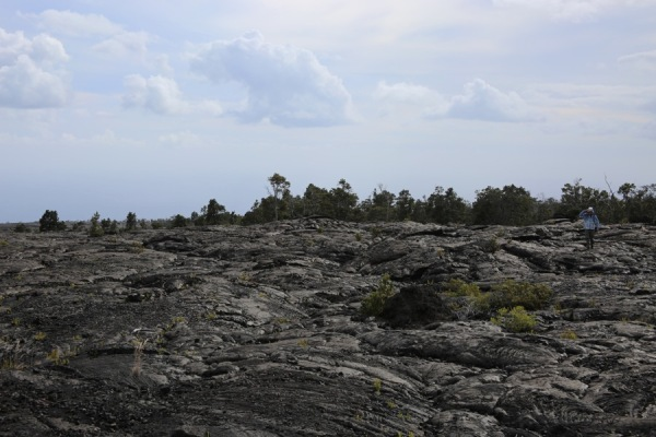 basalt landscape